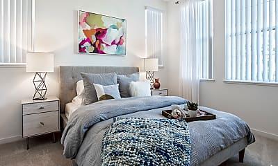 Bedroom, Ageno Apartments, 2