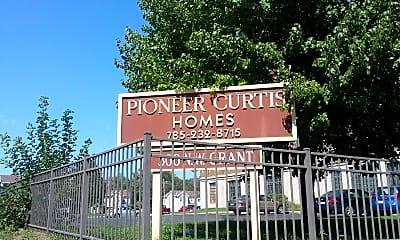 Pioneer Curtis Homes, 1