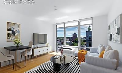 Living Room, 267 6th St PH-D, 1