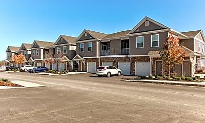 Building, Meadow Ridge Apartments, 2