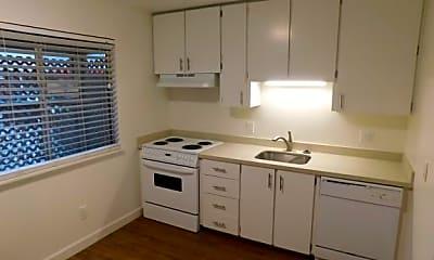 Kitchen, 2813 Saint Paul Drive, Unit 2, 2