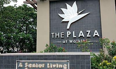 THE PLAZA AT WAIKIKI, 1
