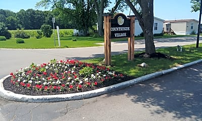 Community Signage, Countryside Village - South Bend, 1