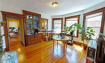 Dining Room, 17 Bradbury Ave, 1