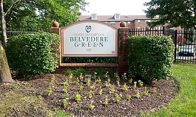 Belvedere Green, 1