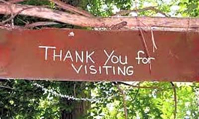 Community Signage, 542 N Cypress Dr, 2