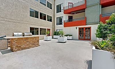 Building, The Palms Apartments, 1