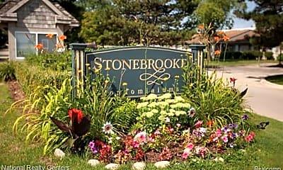 Community Signage, 26292 Franklin Pointe Dr, 0