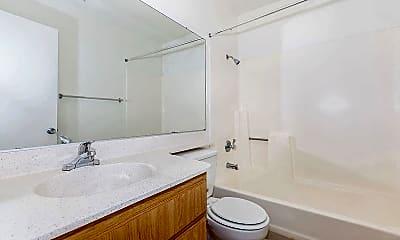 Bathroom, Casa Pacifica Apartment Homes, 2