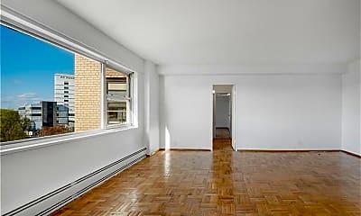 Living Room, 4 Fordham Hill Oval 9C, 1