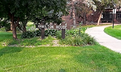 Hamilton House Apts, 1