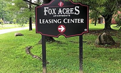 Fox Acres, 1