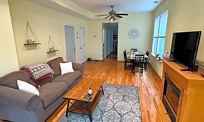 Living Room, 2141 North Point St, 1