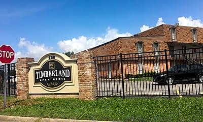 Timberland Apartments, 1