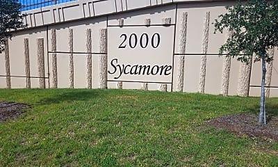 2000 Sycamore at Millenium Square, 1