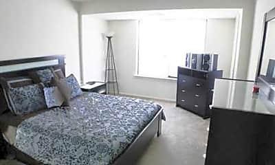 Bedroom, Stevenson Terrace, 2
