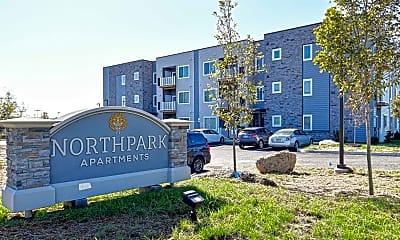 Community Signage, NorthPark Luxury Apartments, 2