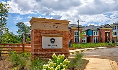 Community Signage, Trailside Verdae, 0