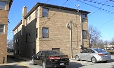 Building, 9641 S Pulaski Rd, 1