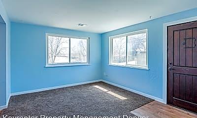 Living Room, 3825 S King St, 0