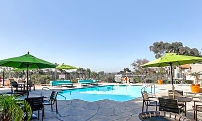 Pool, Santa Fe Ranch Apartment Homes, 1