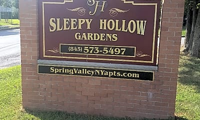 Sleepy Hollow Gardens, 1