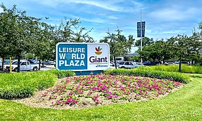 Community Signage, 3310 N Leisure World Blvd 6-409, 2