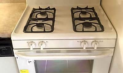 Kitchen, 6011 Emerson St 709, 1