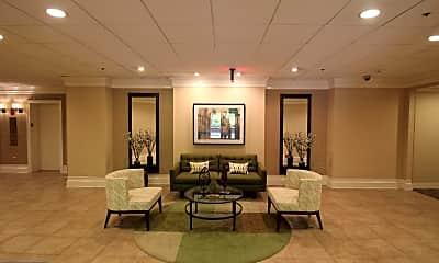 Living Room, 1029 N Stuart St 206, 1
