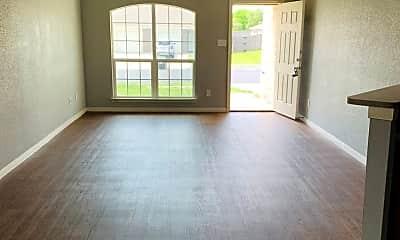 Living Room, 3802 John Chisholm Loop, 2