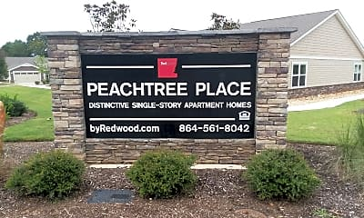 Peachtree Place by Redwood, 1