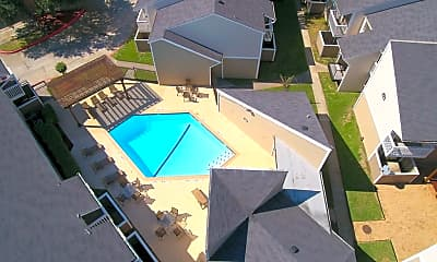 Pool, Waterchase Apartments, 0