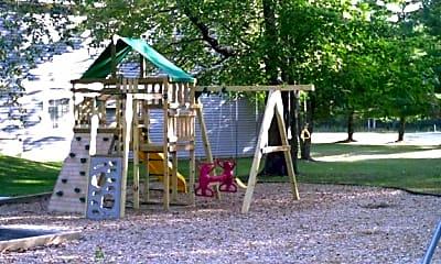 Playground, 230 Mary St, 1