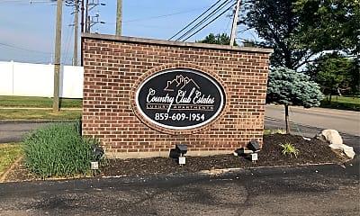 Country Club Estates, 1