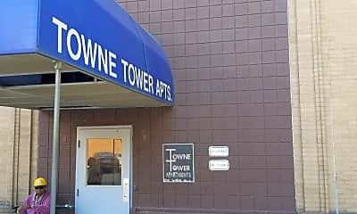 Towne Tower, 0
