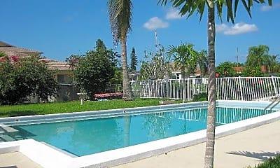 Pool, 4802 Tudor Dr 210, 1