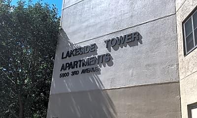 Lakeside Towers, 1