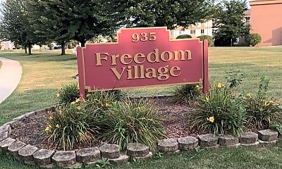 Freedom Village Apartments, 1