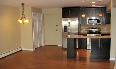 Kitchen, 53 Paul St, 1