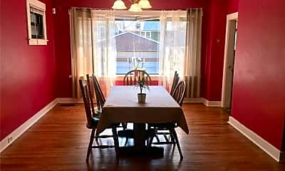 Dining Room, 5852 Phillips Ave, 1