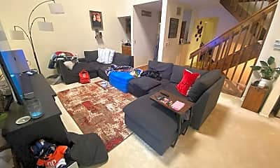 Living Room, 1407 E Nichols Cir, 1