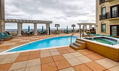 Pool, 1501 Ocean Ave 2803X, 2