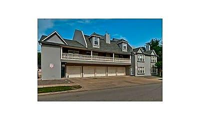 Building, 3301 Rosedale Ave B, 2
