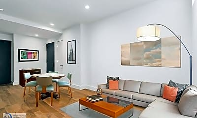 Living Room, 144 E 24th St, 0