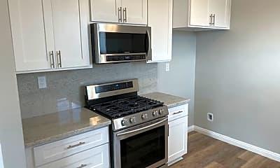 Kitchen, 1101 California St, 1
