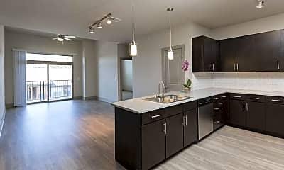 Kitchen, 5000 Forest, 2