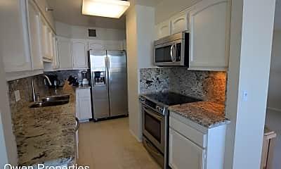 Kitchen, 1820 Avenida del Mundo, Unit 1406, 1