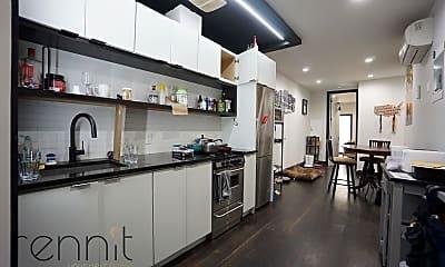 Kitchen, 241 Devoe St, 1