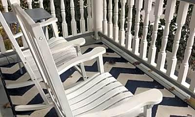 Patio / Deck, 30 Chandler St, 1