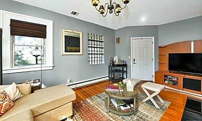 Living Room, 28 Leroy Pl 1, 1